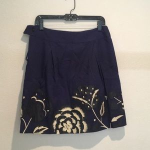 Anthropologie Floreat skirt size 4